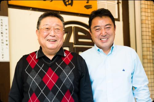 鰻う おか冨士 - 名古屋のひつまぶし・うなぎ料理専門店 - うな富士オーナーとおか冨士オーナー