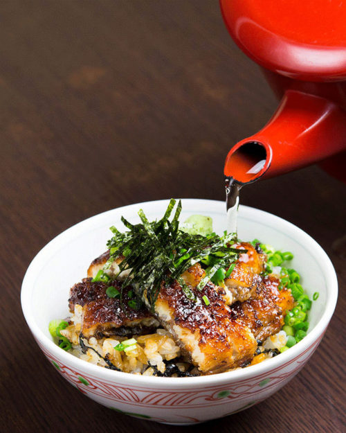 ~当店自慢の鰻や旬の食材を使った料理が贅沢に楽しめるランチコース~