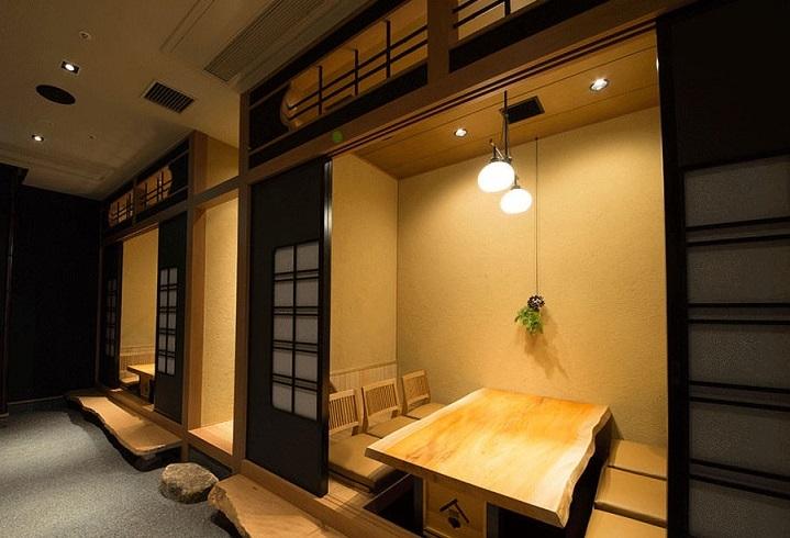 名古屋・伏見での接待やご会食に最適な個室空間をご用意いたします。