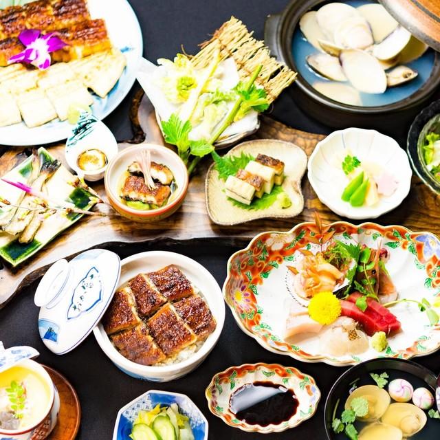 贅沢なひとときを…【夜の御食事コース 8,000円】