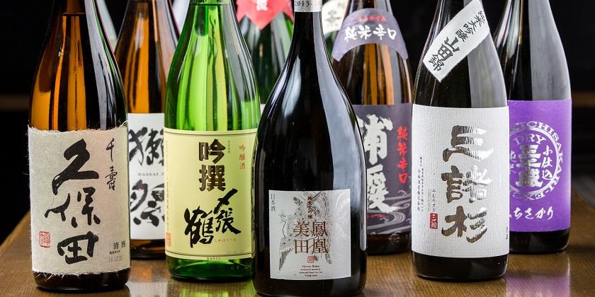 鰻と一緒に日本酒はいかがですか?
