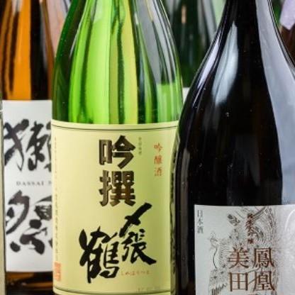 ワイン・日本酒のセレクトにご注目!