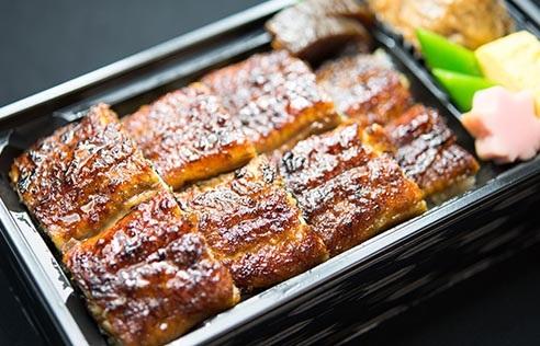 【出前・テイクアウト】出来たての鰻料理をご自宅で #栄 テイクアウト #鰻 #うなぎ丼 #ひつまぶし #テイクアウト